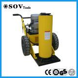 Elevación hidráulica gato del vehículo de 150 toneladas