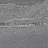 Het donkere Cement van de Kleur verglaasde de Ceramische Tegel van het Porselein van de Tegel van de Vloer