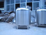 1000L de Prijs van de Tank van het Water van het roestvrij staal voor Vloeistof Medicial