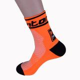 Custom Athletic Anti bactérienne Chaussettes de marque pour le cyclisme