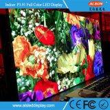 Alto colore completo dell'interno di contrasto P3.91 che si muove/schermo mobile del LED per gli eventi