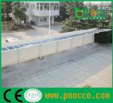 Multipurpose DIY abri /auvent en aluminium avec voile en polycarbonate