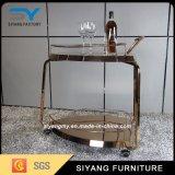 Heiße Verkaufs-Möbel-Edelstahl-Laufkatze