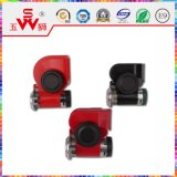 La couleur rouge haut-parleur pour le moteur de pièces du Cycle de l'avertisseur sonore