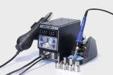 Yihua 899d-II 전문가 LED 디지털 열기 전자총 납땜 인두 SMD 재생산 역