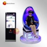 マルチシート360程度の対話型の1-3シートのバーチャルリアリティ9dの卵の椅子