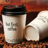 Caffè caldo della bevanda del rifornimento 6oz del fornitore della fabbrica da andare tazza