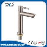 Faucet sem chumbo da bacia do aço inoxidável de torneira de água SUS304 bebendo