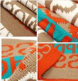 レディースメンズ男女兼用の多重様式の空想の首のウォーマーの厚いカシミヤ織の感じの冬によって編まれるスカーフ(SK133)