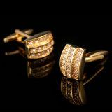 Nieuwe Manchetknopen 321 van de Juwelen van Gemelos van het Kristal VAGULA