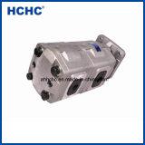 Anhui-Lieferanten-hydraulische doppelte Zahnradpumpe Cbz für Kipper