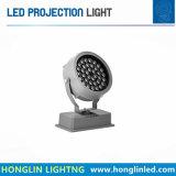 Indicatore luminoso esterno del punto di profilo di illuminazione 42W LED di paesaggio