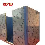 Hot Sale le fournisseur de laine de roche panneau sandwich murale en aluminium en Chine