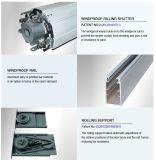 Portello automatico di alluminio del Roll-up con la gomma piuma dell'unità di elaborazione