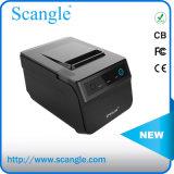 Mini impressora da posição da impressora do recibo da impressora térmica do Portable 80mm