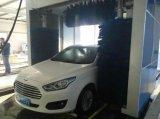 Machine mobile automatique de lavage de voiture avec cinq balais