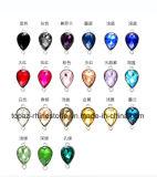 Daling 10*14mm van de Halsband van de manier het Bergkristal van de Juwelen van de Dames van de Charme van het Bergkristal van het Kristal van de Diamant van Vrouwen voor het Kostuum van de Schoonheid