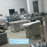 Impresora plana de la pantalla de TM-6080s para el embalaje de cristal