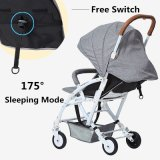 2017 light baby Stroller H666 Factory Directly on LINE of halls