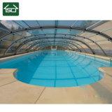Couverture de piscine étanche avec plus de 10 ans de garantie