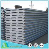 高品質の経済的なカラー労働の寮の倉庫、オフィスのための鋼鉄EPSサンドイッチ屋根の壁のパネル・ボード