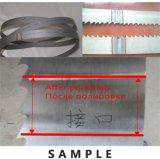 La venda de Bas-050mm vio la máquina de la soldadura a tope de lámina