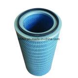 Cartuccia di filtro pieghettata dalla cellulosa della turbina a gas per il compressore d'aria