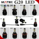 LED Lampe phare H4 H7 H11 9004 9005 9006 9007 360 degrés du feu du tube à LED