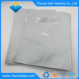 Kundenspezifischer Farben-Drucken-mit Reißverschluss Shirt-Kunststoffgehäuse-Beutel