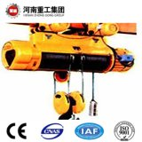 Hauteur mLifting 3-300,25 t, 0.5T, 1t, 2t, 3t, 5t, 10T, 16T, 20t Electric Wire Rope palan