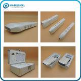 Système d'échographie sans fil avec système de logiciel multilingue