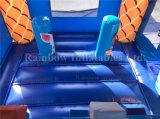 Venda 2017 quente! O console inflável /Moana brinca castelos de /Inflatable para o aluguel