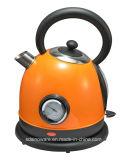Bouilloire électrique d'acier inoxydable de la qualité 1.8L d'appareils de cuisine pour la maison et l'hôtel