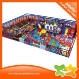 Les enfants Playhouse Indoor Soft Shopping Mall Playground Naughty Château