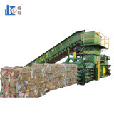 La HBA110-110130 Empacado hidráulica la máquina para la película plástica
