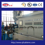 Câble d'alimentation d'Extrusion de gaine en nylon de l'extrudeuse de ligne de la machine pour les fils et câbles