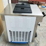 3 Gebruikte Machine Van uitstekende kwaliteit van het Roomijs van het aroma 28L de Zachte voor Commercieel