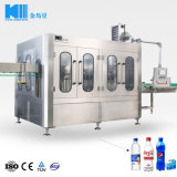 L'eau gazeuse aromatisée automatique Machine de remplissage