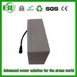 Shenzhen la vente en gros fusible étanche Rue lumière solaire 12V LiFePO4 Batterie Li-ion