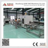 Feuille de centre d'usinage fraisage CNC