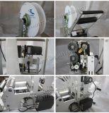Frascos redondos semiautomático rotulando Máquina para garrafa de vinho (MT-50)