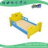 나무로 되는 아이들 유치원 학교 침대 (HG-6503)를 그리는 만화 개구리 모형