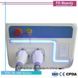 El uso del salón Reh portátil E-Depilación de luz equipo de belleza Opc.