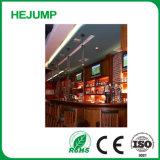 15W Alu grados ajustable de 5 años de garantía de la luz de pared LED