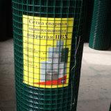 Kurbelgehäuse-Belüftung beschichtete geschweißte Maschendraht-Rolle für Zaun