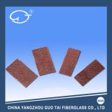 Acoplamiento modificado para requisitos particulares resistencia da alta temperatura del filtro del bastidor del metal fundido de la dimensión de una variable
