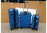 Continuare i bagagli di corsa dell'ABS della valigia del carrello 3 parti impostate