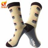 Вязаные носки из хлопка одежда носки Custom