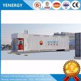 De fabriek leverde Draagbaar LNG die Post van brandstof voorzien