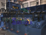 800ton頑丈なせん断をリサイクルする油圧屑鉄